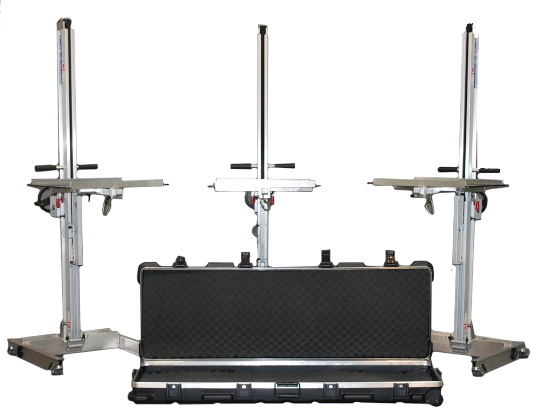 Material Handling Solutions For Field Service | Field Service Lift | Alum-a-Lift