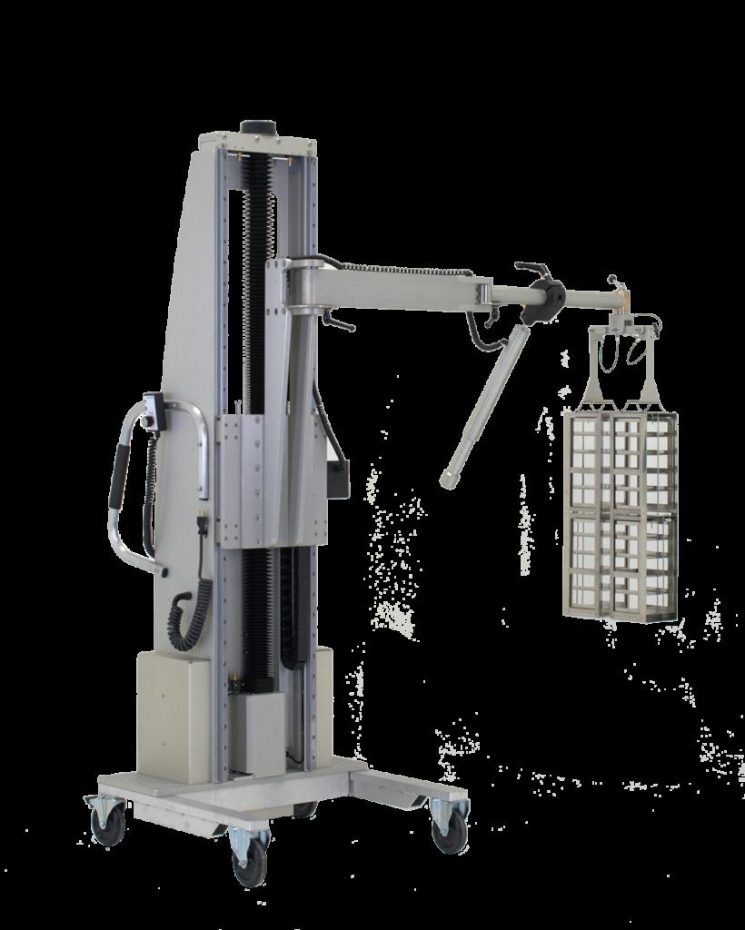 Pharmaceutical Lifting Equipment Solutions | Pharma Lift | Alum-a-Lift