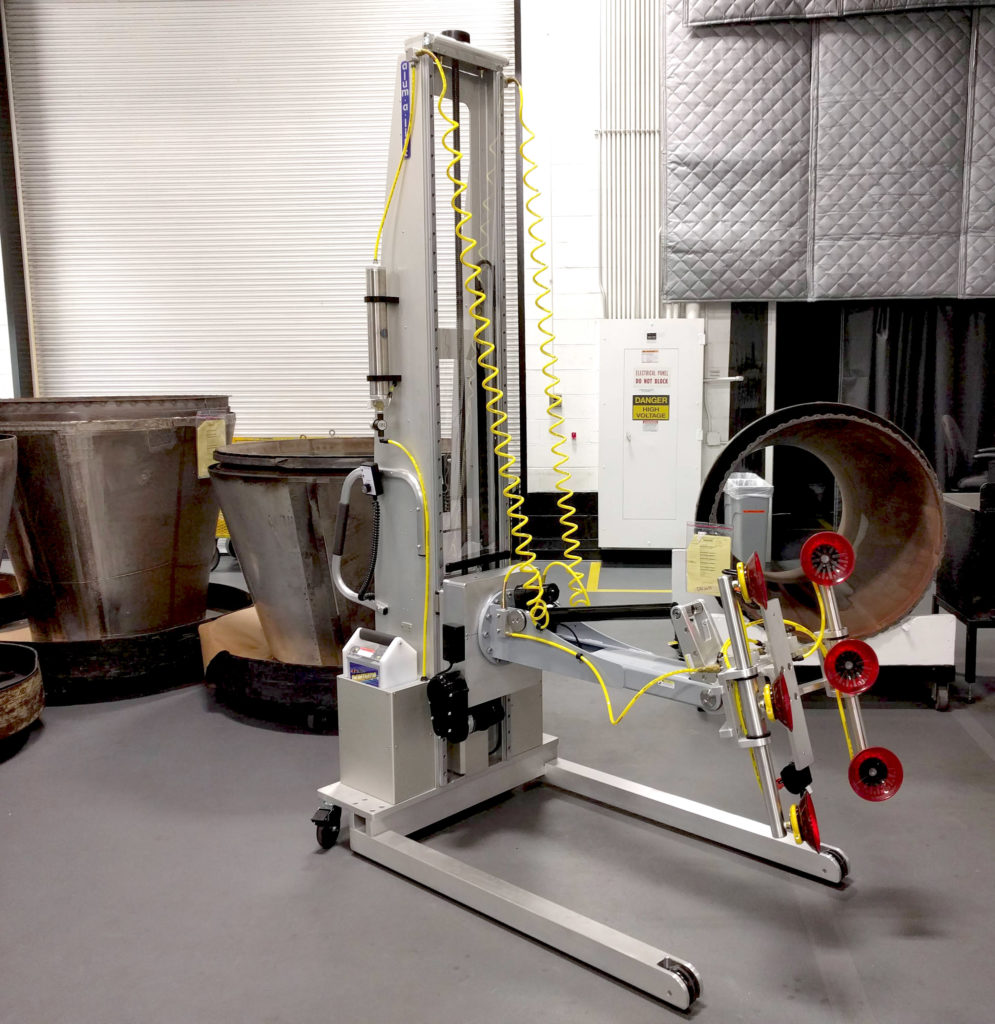 Material Handling Solutions For Aircraft Lifts | Aerospace Lifts | Alum-a-Lift