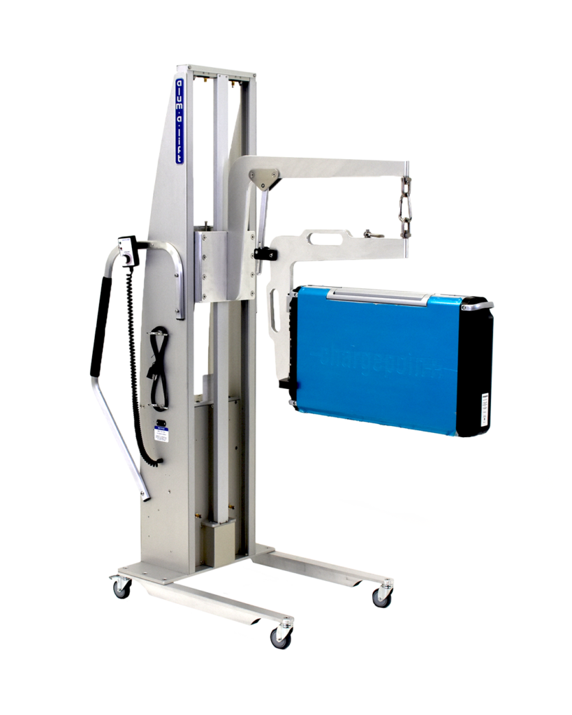 Handling Solutions For Electronics   Electric Lift   ICT Fixture Lift   Material Handling Solutions For Medical   Medical Device Lift   Alum-a-Lift