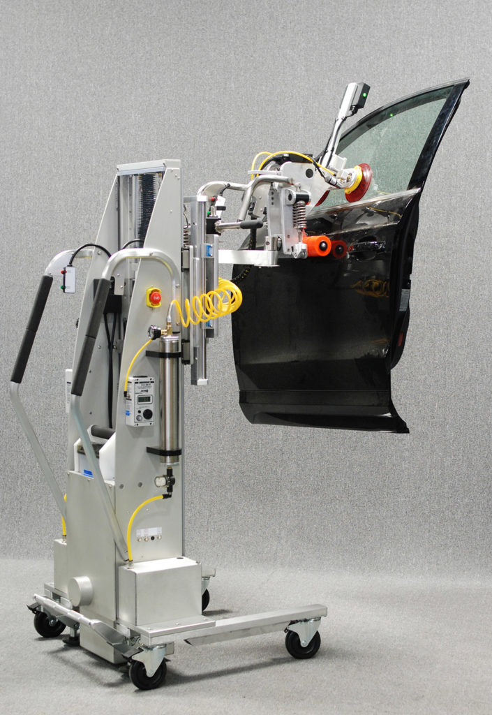 Material Handling Solutions For Automotive   Automotive Lifts   Alum-a-Lift