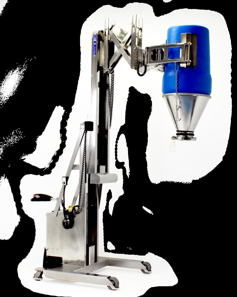 Cosmetics Manufacturing Equipment Solutions | Alum-a-Lift