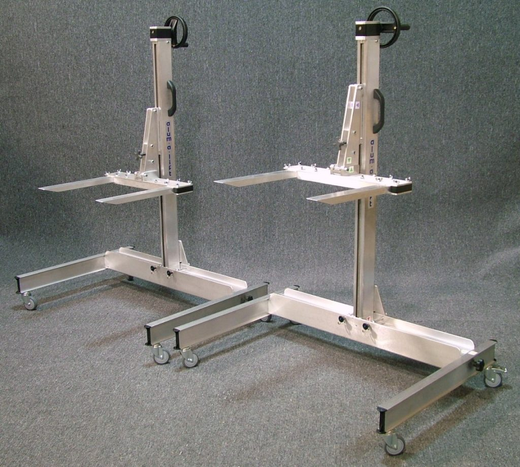 Field Service Trav-a-Lifts with Fork Set