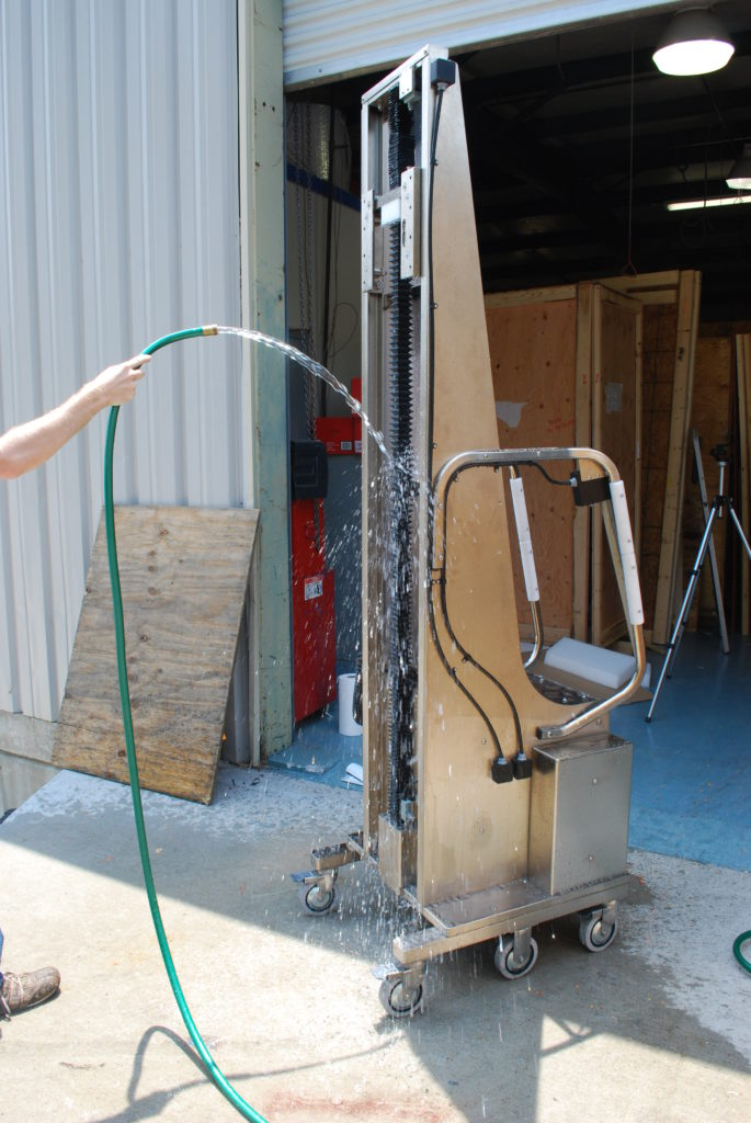 IP65 Hose Down Wash Down Lift for Direct Spray
