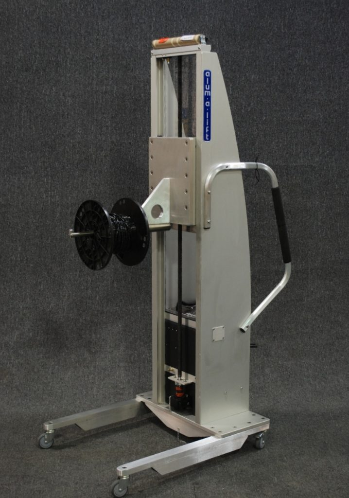 Single Prong Lift with Plastic Spool