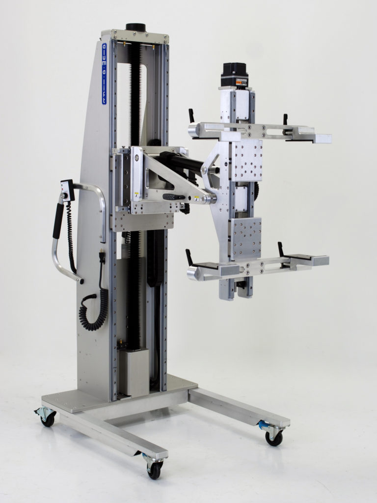 Custom Clean Room Material Hanlding Equipment with Optic Gripper and Positioner