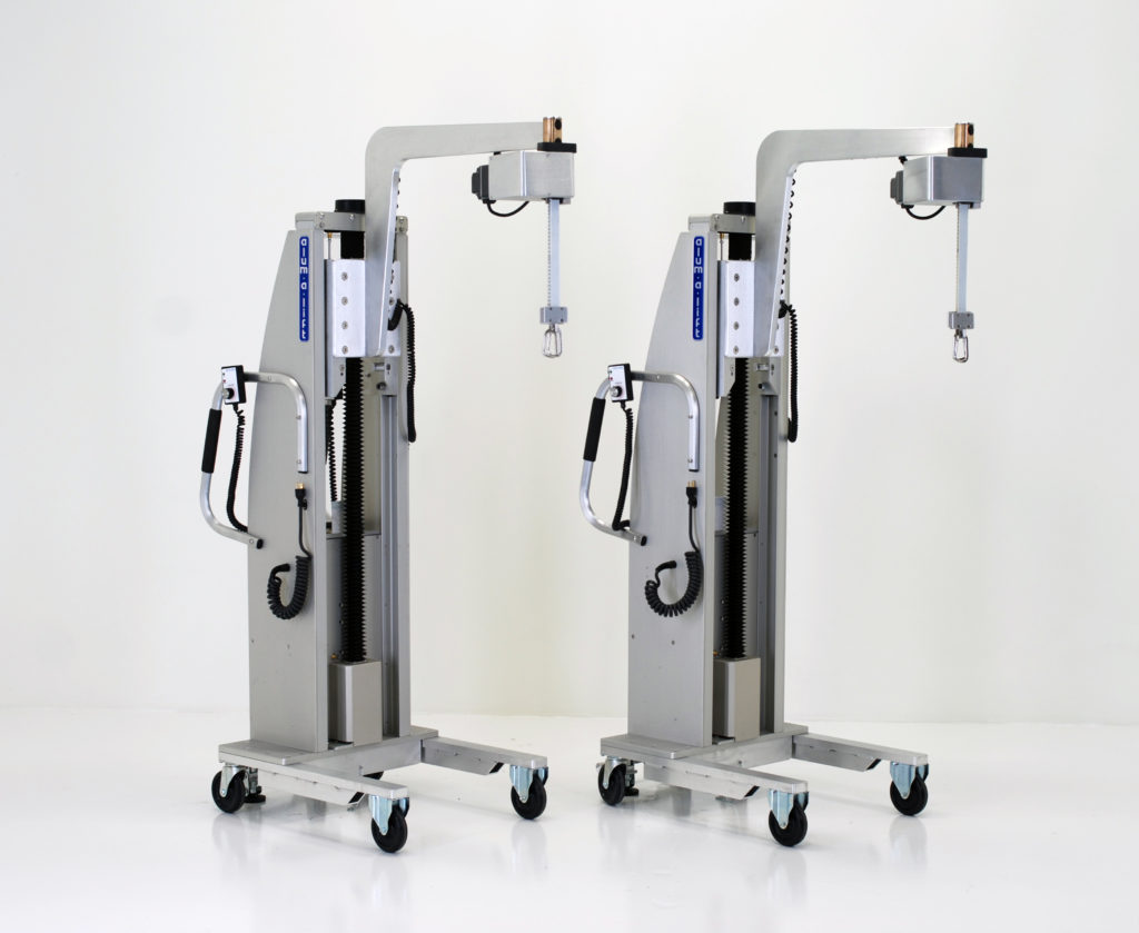 Ergonomic Work Positioner Lifts for Electronic Equipment